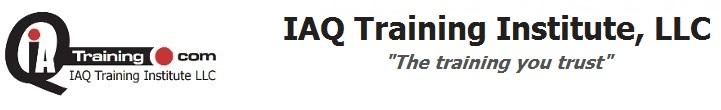 IAQ training